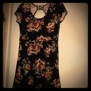 NWT No Bounderies skater dress 👗 sz XL